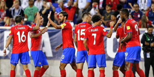 (VIDEO) Costa Rica sorprende a Estados Unidos por las Eliminatorias a Rusia 2018