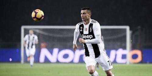 (VIDEO) Cristiano Ronaldo da la victoria a la Juventus contra el Torino