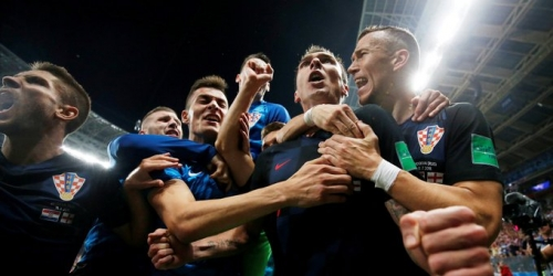 (VIDEO) Croacia a la final del Mundial