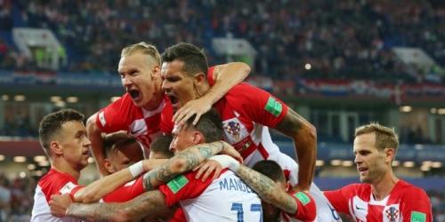 (VIDEO) Croacia vence a Nigeria y asume el liderato del Grupo D