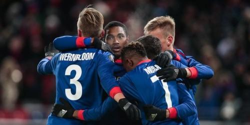 (VIDEO) CSKA de Moscú clasifica ante el Estrella Roja por Europa League