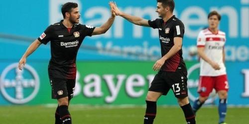 (VIDEO) Debut prometedor de Alario con el Bayer Leverkusen