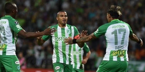 (VIDEO) Delfin es goleado por el Atl. Nacional en la Libertadores