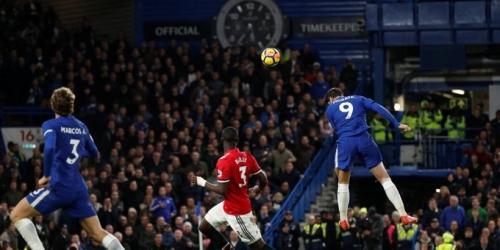 (VIDEO) Deslumbrante dupla del Chelsea derrota al Manchester United