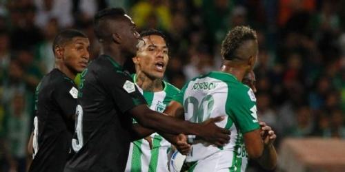 (VIDEO) Despiden a jugador de Atlético Nacional por insólito suceso