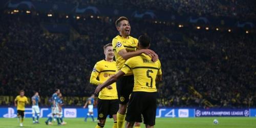 (VIDEO) Dortmund sigue imparable en la Champions League