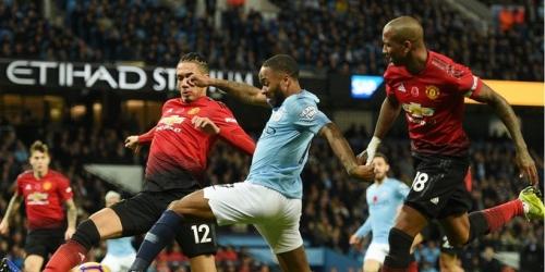 (VIDEO) Dura caída del Manchester United ante el City