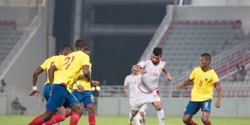 (VIDEO) Ecuador cerró su gira con un empate ante Omán