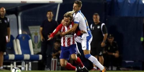 (VIDEO) El Atlético de Madrid no pasa del empate ante Leganés