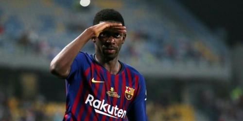 (VIDEO) El Barcelona le ganó al Valladolid con un polémico final