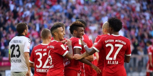 (VIDEO) El Bayern de Heynckes vence en su estreno