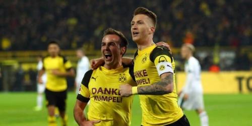 (VIDEO) El Borussia lográ un triunfo ante su escolta y sigue de líder en la Bundesliga