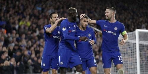 (VIDEO) El Chelsea goleó al Qarabag