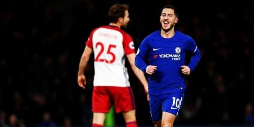 (VIDEO) El Chelsea le ganó al West Bromwich