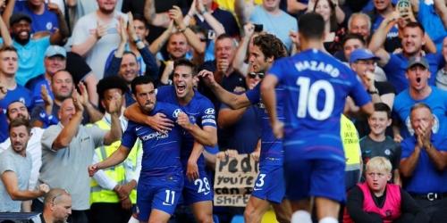 (VIDEO) El Chelsea vence a Bournemouth y mantiene el liderato