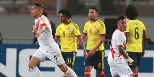 (VIDEO) El empate dejó a Colombia en el Mundial de Rusia 2018 y a Perú en el repechaje