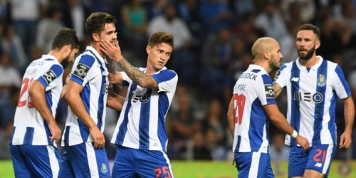 (VIDEO) El FC Porto se mantiene como puntero en la Liga de Portugal