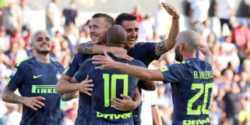 (VIDEO) El Inter venció al Crotone de visita