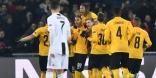 (VIDEO) Juventus cayó por la mínima, pero termina primero