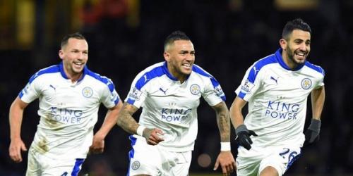 (VIDEO) Inglaterra, el Leicester gana y se pone a +5 del Tottenham
