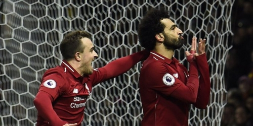 (VIDEO) El Liverpool sigue a la caza del City