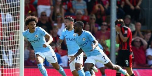(VIDEO) El Manchester City ganó de visita frente al Bournemouth