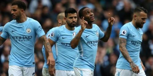 (VIDEO) El Manchester City goleó al Crystal Palace