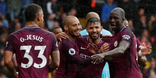 (VIDEO) El Manchester City sigue en estado de gracia