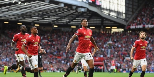 (VIDEO) El Manchester United le ganó al Liverpool en la Premier League