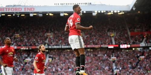 (VIDEO) El Manchester United venció sin problemas al Basilea