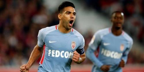 (VIDEO) El Mónaco goleó al equipo de Marcelo Bielsa