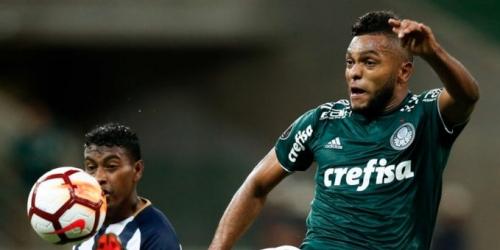 (VIDEO) El Palmeiras asegura su liderato en el grupo H de la Copa Libertadores