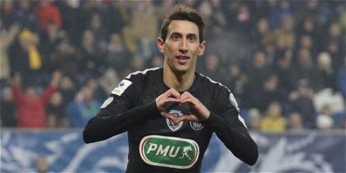 (VIDEO) El PSG venció al Sochaux y avanzó a los Cuartos de Final de la Copa de Francia