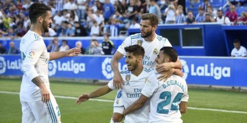 (VIDEO) El Real Madrid ganó pero no convence