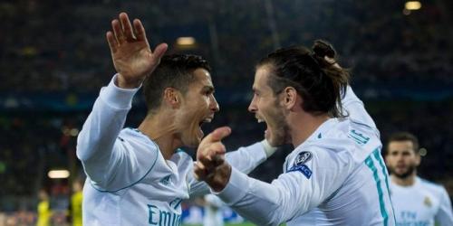 (VIDEO) El Real Madrid venció al Borussia Dortmund con doblete de Ronaldo