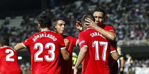 (VIDEO) El Sevilla renace en la Copa del Rey