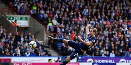 (VIDEO) El Tottenham aplastó al Huddersfield