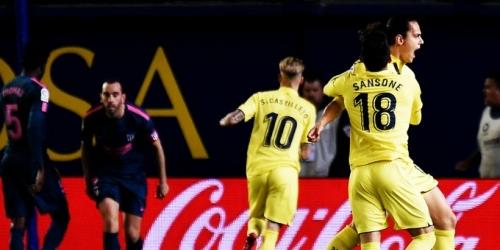 (VIDEO) El Villarreal se impone al Atlético de Madrid