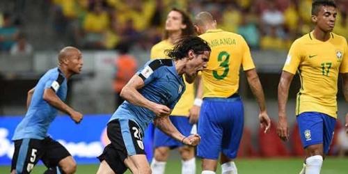 (VIDEO) Eliminatorias, Brasil y Uruguay empataron en el cierre de la 5a jornada