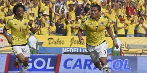 (VIDEO) Eliminatorias, Colombia derrotó a Ecuador y entra en zona de clasificación