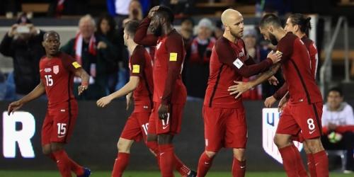 (VIDEO) Eliminatorias CONCACAF, Estados Unidos goleó a Honduras 6-0 y está en zona de repechaje
