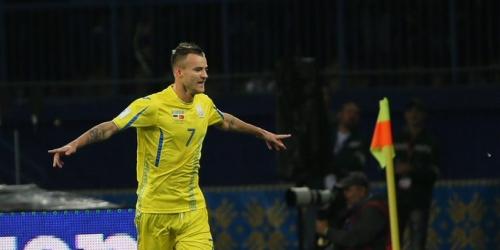 (VIDEO)  Eliminatorias Rusia 2018, Ucrania encabeza el grupo I al vencer 2-0 a Turquía