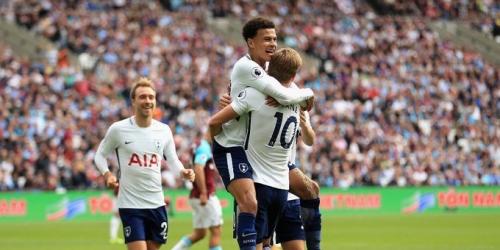 (VIDEO) Emocionante victoria del Tottenham frente al West Ham