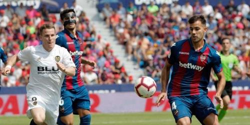 (VIDEO) Empate 2-2 en el derbi de Valencia