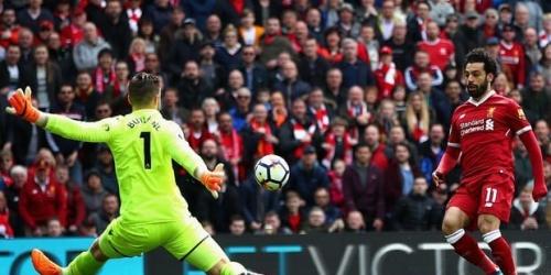 (VIDEO) Empate en Anfield con Salah en juego