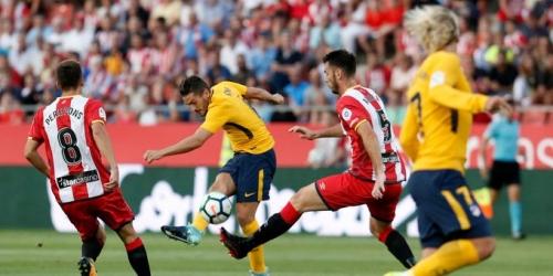 España, debut con susto para el Atlético de Madrid