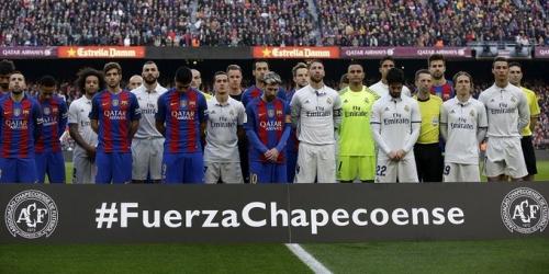 (VIDEO) España, Barcelona y Real Madrid igualaron 1-1 en el 'clásico'