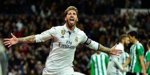 (VIDEO) España, con otro gol de Ramos el Real Madrid volvió al liderato de la Liga