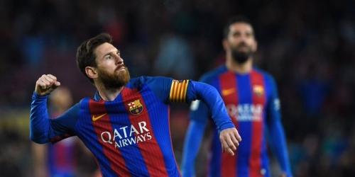 (VIDEO) España, el Barça goleó 7-1 al Osasuna y mete presión al Real Madrid