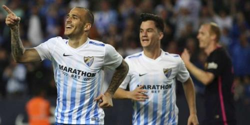 (VIDEO) España, el Barça perdió frente al Málaga y deja escapar un pedazo de Liga